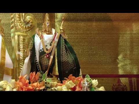 Devotional Carnatic Krithi (Mohanam) on Sri Rama (Violin-Venu...