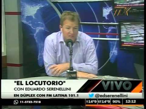Editorial 30-10-2015   Eduardo Serenellini