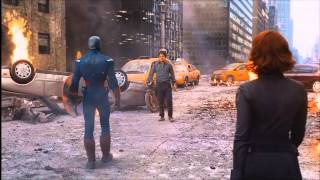 Avengers - The Avengers Fight Scene- Im bringing the party to you HD