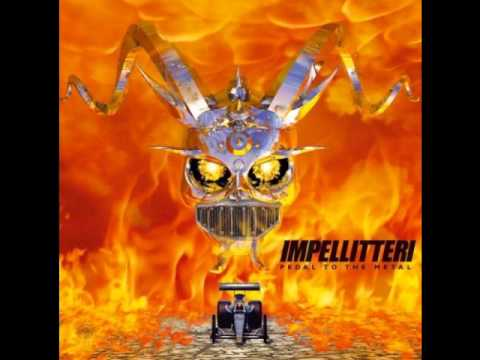 Impellitteri - The Writings On The Wall