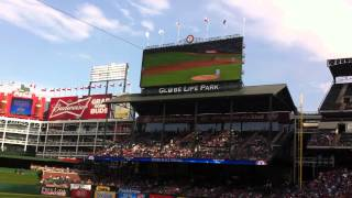 Michael Young tribute video