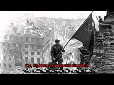 Jablotschko (Katyusha) - Subtitulos Español by PuMa