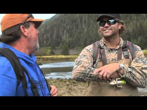 Alaska Fishing Guide Tuck Harry