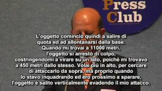 "5/11 - UFO Close Encounters - simile al ""Disclosure Project "" - Sottotitolato ITALIANO"" 5/11"