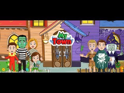 My Town : Haunted House APK Cover