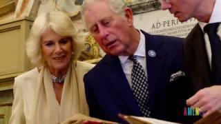 Thái tử Charles và nữ công tước Camilla gặp ĐTC