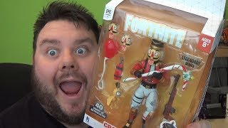 Fortnite Legendary Series 2 CRACKSHOT Walmart Exclusive Jazwares 6 inch Action Figure Review