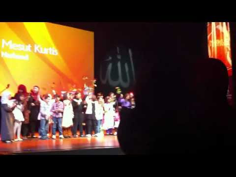 Mawlid Festival 2011 - Mesut Kurtis-burdah video
