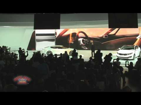 Peter Schreyer Introduces the Kia GT Concept