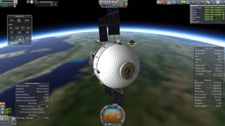 Kerbal Spaceships Are Serious Business - Part 28 - Trapped In Space?
