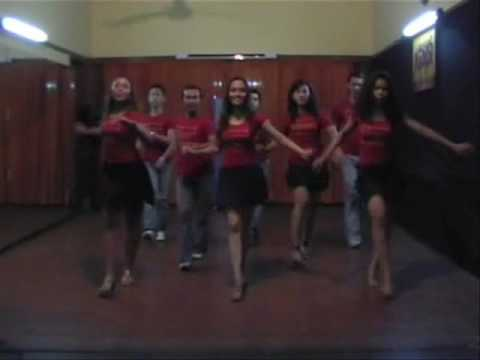 Line Dance Indonesia dimana Logika video
