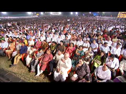 Shri Narendra Modi addresses rally at Somaiya College Ground - Ghatkopar West - Mumbai : 09.10.2014
