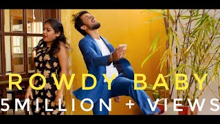 Rowdy Baby Dance Song By Vivan Surya Shastry Maari 2 Sai Pallavi Dhanush Yuvan