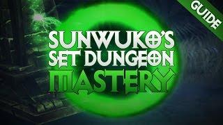 Diablo 3 - MONK SUNWUKO'S SET DUNGEON GUIDE (MASTER) - PWilhelm