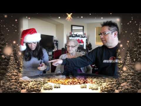 Jingle Bells Speech Jamming