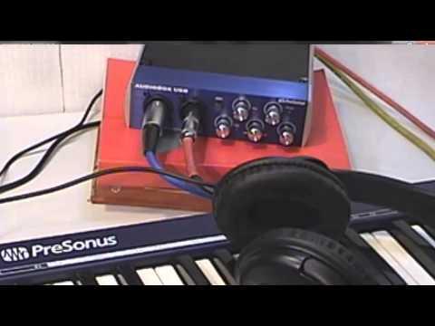 PreSonus AudioBox Music Creation Suite y Eris E4.5