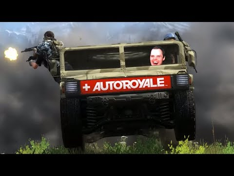 Bulldog And The Crew Are Coming Through | H1Z1 AUTO ROYALE