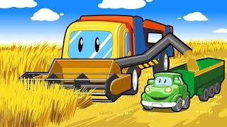 "21 ""Farm""@""Mr.Wheeler&Friends"" CARtoons for kids"