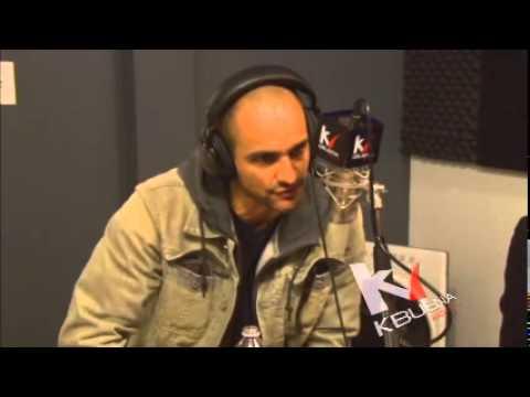 Huey Dunbar - entrevista Kebuena radio -  Canada 2014