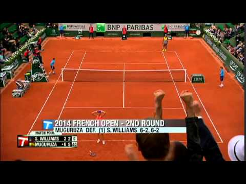 Watch French Open Highlights From the Tennis Channel
