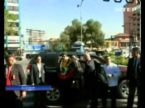 Боливии грозит закрыть посольство сша