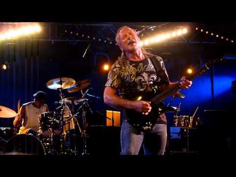 Mark Farner - Heartbreaker (Live in Moscow Milk Club, Moscow, 07.12.2011)