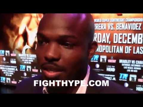 TIMOTHY BRADLEY EXPLAINS WHY HE BELIEVES HE CAN COMPETE WITH THE BIG NAMES AT 154 OR 160