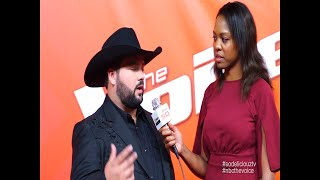 The Voice Andrew Top 4 Said IT ALL Team Blake SE16
