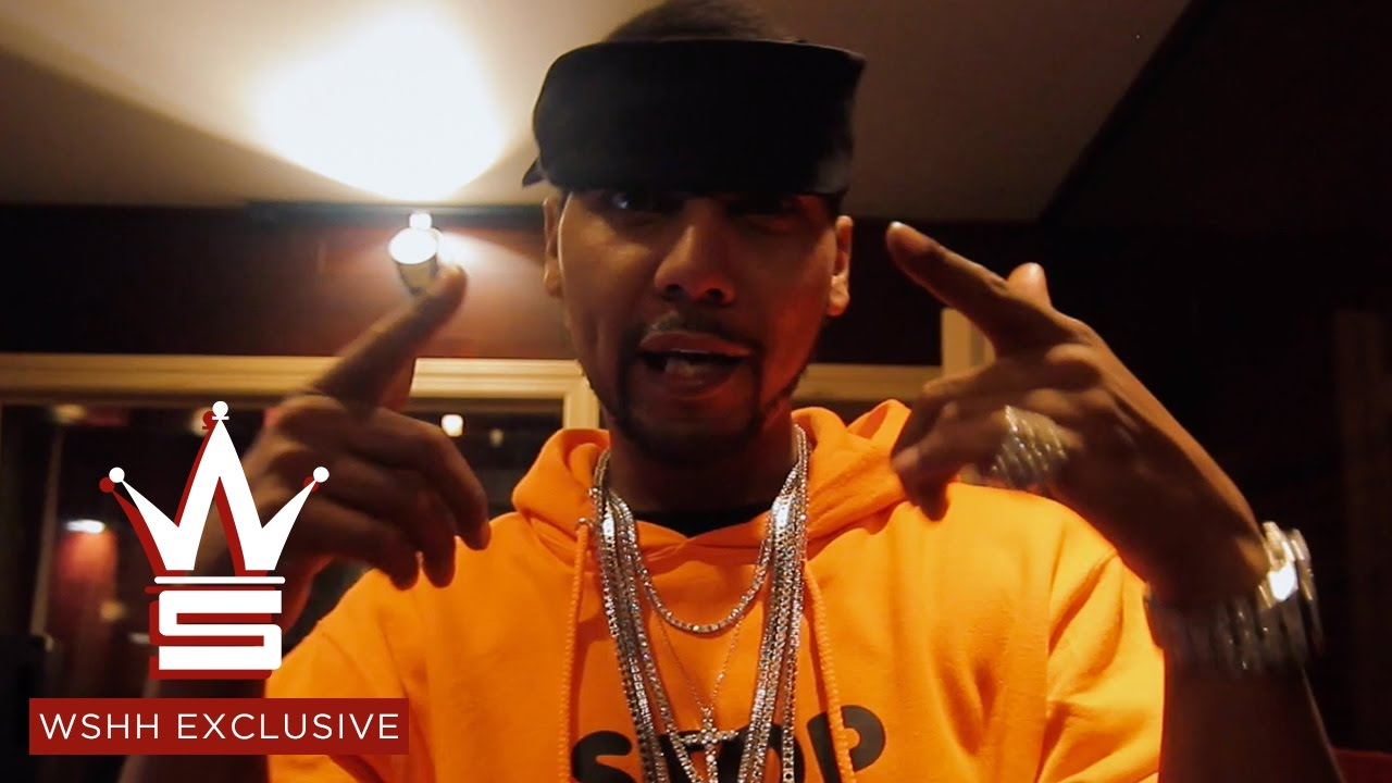Juelz Santana - Up In The Studio Gettin Blown Pt. 2 Freestyle