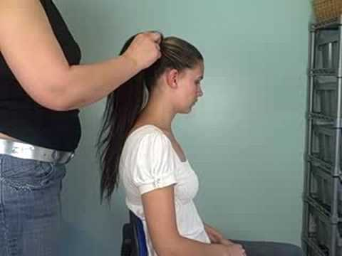 Youtube Hair Extension Ponytail 90