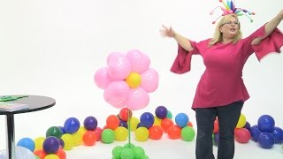 Cute Balloon Flower (Oversized) - DIY Tutorial