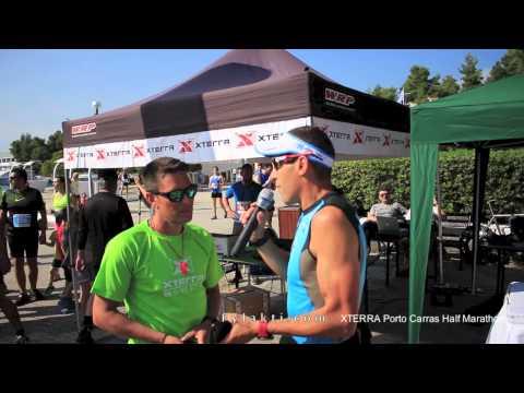 Κουρκουρίκης Ιωάννης - XTERRA Porto Carras Half Marathon May 2015
