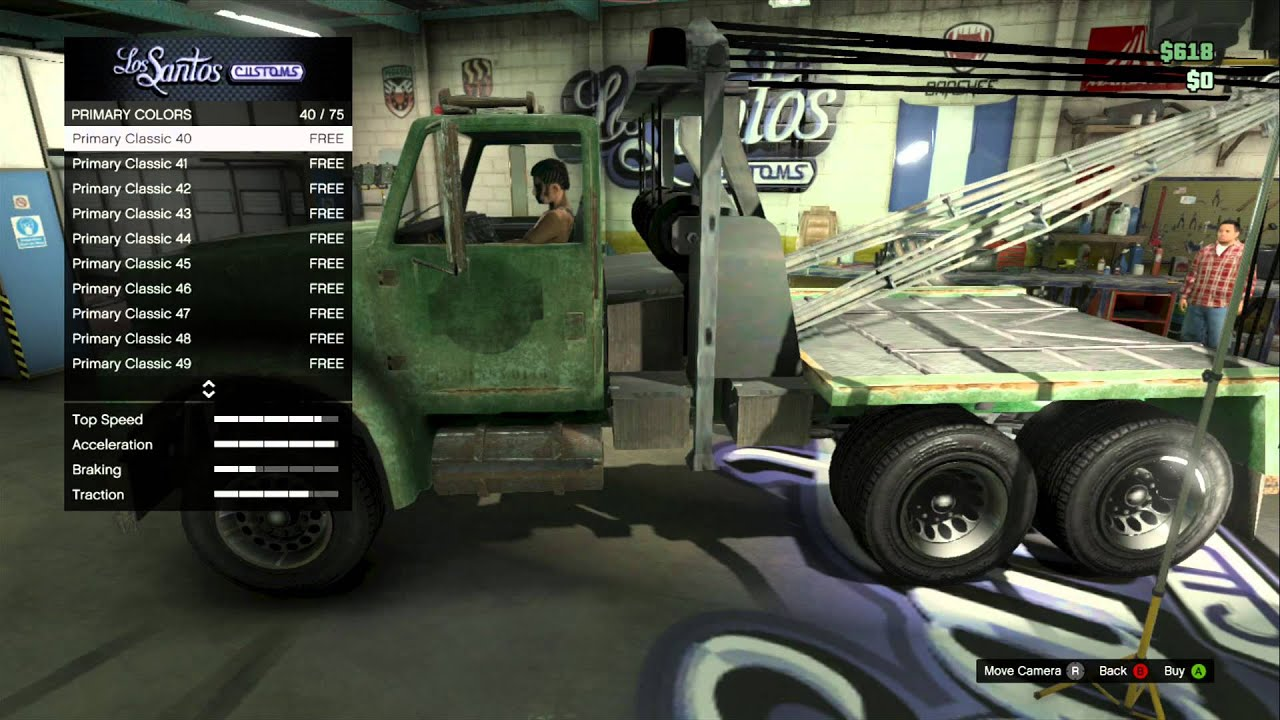 Tow Truck Location Gta 5 Online Gta 5 Big Tow Truck Rare