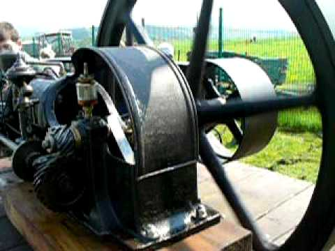 deutz ottomotor ca 1908