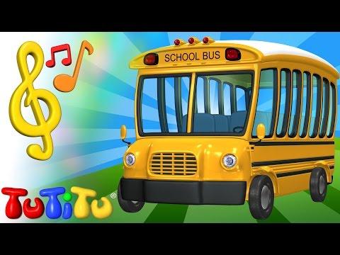 Piosenki Po Angielsku Dla Dzieci | Autubus | Nauka Angielskiego Dla Dzieci