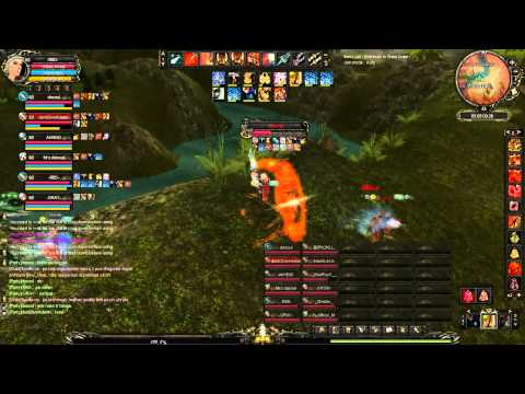 Shaiya Philippines - Crayola Guild PvP Part 7 [HD]