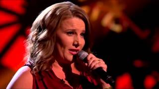 Sam Bailey sings Make You Feel My Love by Adele - Live Show Week 2 -  The X Factor UK