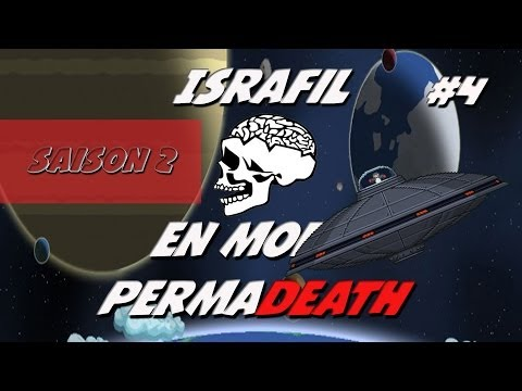 Israfil en Mode PermaDeath ! Starbound Fr - Saison 2 - Episode 4 : Boss Pingouin ! thumbnail