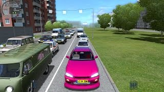City Car Driving 1.4.1 Nissan Skyline ER34