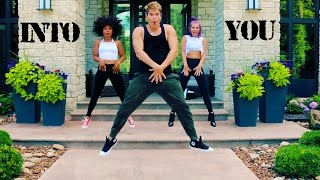 Ariana Grande - Into You | The Fitness Marshall | Cardio Hip-Hop