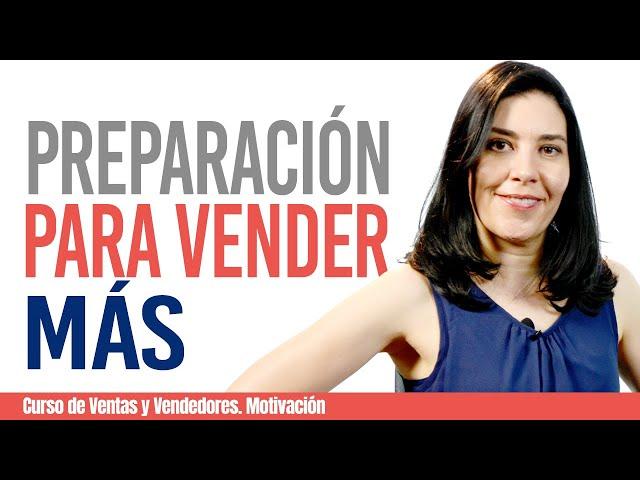 CURSO DE VENTAS Y VENDEDORES, MOTIVACION: #2 Preparación y Desarrollo Profesional