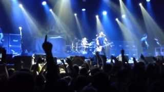 Godsmack - Straight Out Of Line  - LIVE SPB Питер 25.06. 2015  (P1120636 )