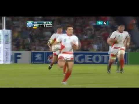 Georgian National Rugby Team