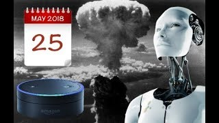 ИИ Alexa предсказала бомбардировку. Alexa Bombing Prediction