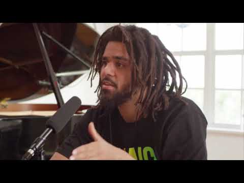 J. Cole x Angie Martinez Interview At Salaams House Interview Review
