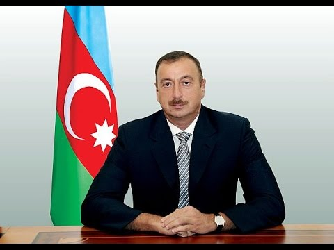 Azerbaijan President Calls For War -- On Twitter