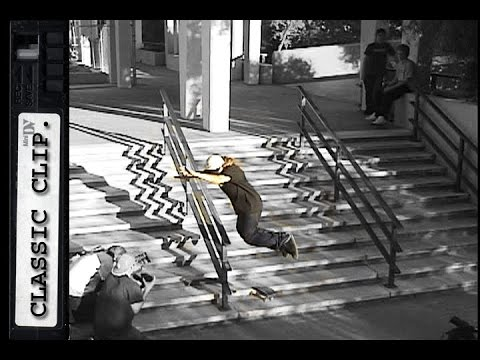 Nick Trapasso VS. Handrail Classic Skateboard Slam #109