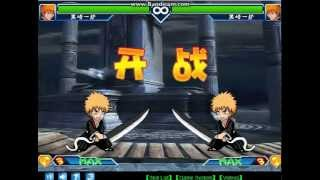 Ichigo Vs Naruto, Himself and Luffy