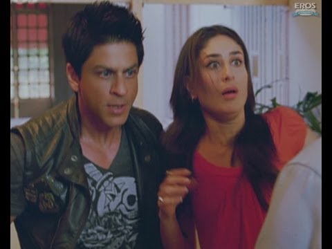 Son Knows How To Handle Shahrukh Khan | RA.One