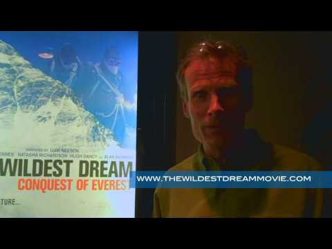 REI chats with Conrad Anker on 'The Wildest Dream: Conquest of Everest'